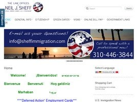 The Law Offices of Neil J. Sheff