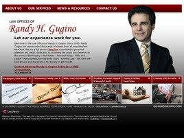 Law Offices of Randy H. Gugino Law Firm Logo
