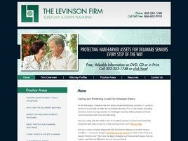 Firm Logo for The Levinson Firm