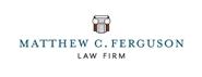 The Matthew C. Ferguson Law Firm, P.C. Law Firm Logo