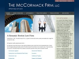 The McCormack Firm, LLC