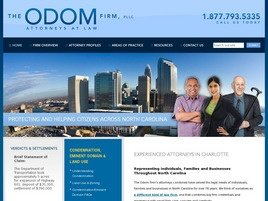 Firm Logo for The Odom Firm PLLC