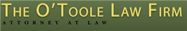 The O'Toole Law Firm Law Firm Logo