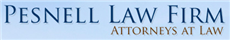 Firm Logo for The Pesnell Law Firm A Professional Law Corporation