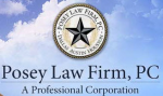 The Posey Law Firm, P.C. Law Firm Logo