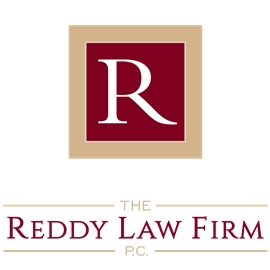 The Reddy Law Firm, P.C. Law Firm Logo