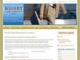 The Rigsby Law Group, PLC