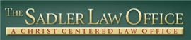 Firm Logo for The Sadler Law Office (A Christ Centered Legal Advocacy)