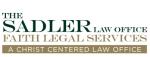Firm Logo for The Sadler Law Office (Faith Legal Services)