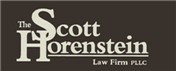 The Scott Horenstein <br />Law Firm, PLLC Law Firm Logo