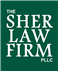 The Sher Law Firm, P.L.L.C. Law Firm Logo