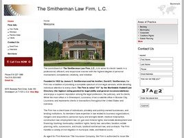 Firm Logo for The Smitherman Law Firm L.C.