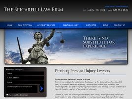 The Spigarelli Law Firm Law Firm Logo