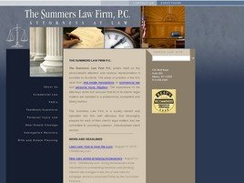The Summers Law Firm, P.C.