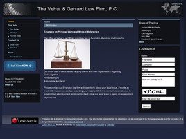 Firm Logo for The Vehar Gerrard Law Firm P.C.
