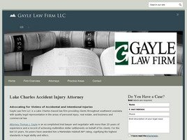 Firm Logo for Gayle Law Firm LLC