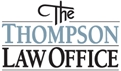 The Thompson Law Office Law Firm Logo