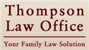 Firm Logo for Thompson Law Office