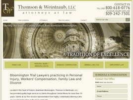 Firm Logo for Thomson & Weintraub