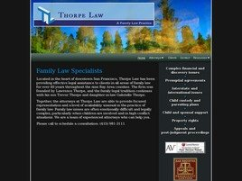 Firm Logo for Thorpe Law