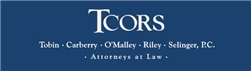 Tobin, Carberry, O'Malley, Riley <br />& Selinger, P.C. Law Firm Logo