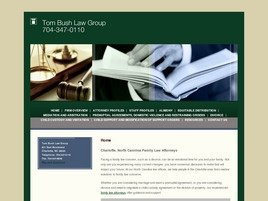 Firm Logo for Tom Bush Law Group