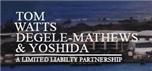Firm Logo for Tom Watts Degele-Mathews Yoshida LLP