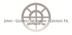 Jones Gledhill <br />Fuhrman Gourley, P.A. Law Firm Logo