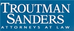 Troutman Sanders LLP Law Firm Logo