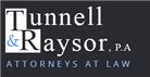 Tunnell & Raysor, P.A. Law Firm Logo