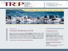 Firm Logo for Tybout, Redfearn & Pell