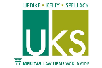 Updike, Kelly & Spellacy, P.C. Law Firm Logo