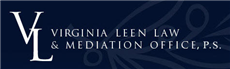 Firm Logo for Virginia Leen Law Mediation Offices