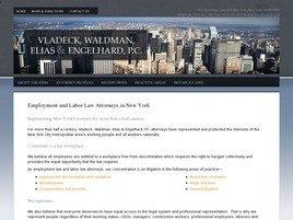 Vladeck, Raskin & Clark, P.C. Law Firm Logo