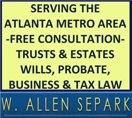 Firm Logo for W. Allen Separk