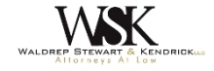 Waldrep Stewart & Kendrick, LLC Law Firm Logo