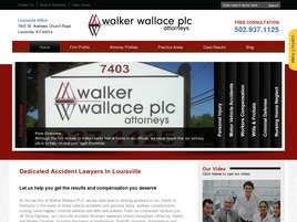 Firm Logo for Walker Wallace PLC