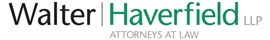 Firm Logo for Walter | Haverfield LLP