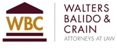 Firm Logo for Walters Balido Crain