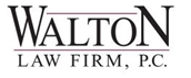 Firm Logo for Walton Law Firm P.C.