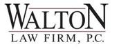 Walton Law Firm, P.C. Law Firm Logo