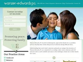 Firm Logo for Wanzer Edwards P.C.