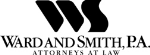 Ward and Smith, P.A. Law Firm Logo