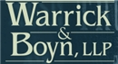 Firm Logo for Warrick Boyn L.L.P.