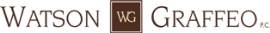 Watson Graffeo P.C. Law Firm Logo