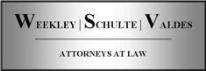 Weekley |Schulte |Valdes, LLC Law Firm Logo