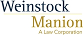 Weinstock Manion <br />A Law Corporation Law Firm Logo
