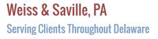 Firm Logo for Weiss Saville P.A.