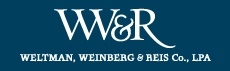 Weltman, Weinberg & Reis Co., L.P.A. Law Firm Logo