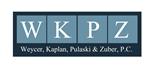 Weycer, Kaplan, Pulaski & Zuber, P.C. Law Firm Logo